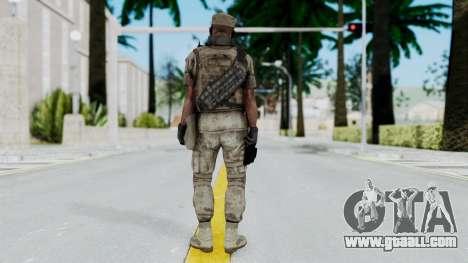 Crysis 2 US Soldier 4 Bodygroup B for GTA San Andreas third screenshot