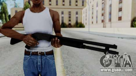 No More Room in Hell - Remington 870 for GTA San Andreas third screenshot