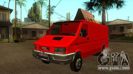 Zastava Daily 35B Special for GTA San Andreas