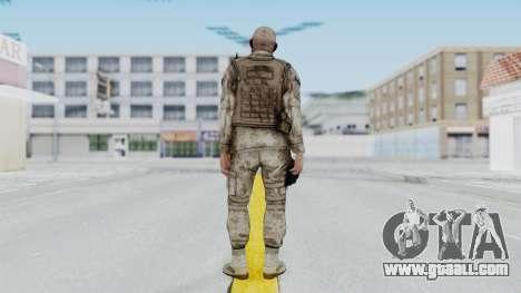Crysis 2 US Soldier FaceB Bodygroup A for GTA San Andreas third screenshot