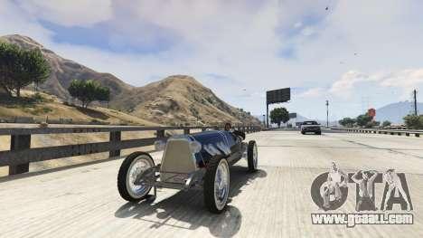 GTA 5 Mefist 1.2 back view