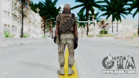 Crysis 2 US Soldier FaceB Bodygroup B for GTA San Andreas third screenshot