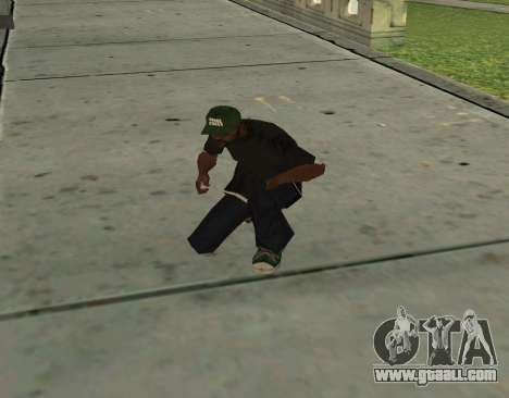 Sweet REINCARNATED for GTA San Andreas third screenshot