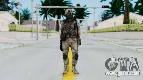 Crysis 2 US Soldier 7 Bodygroup B for GTA San Andreas second screenshot