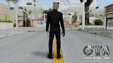 SWTFU - Luke Skywalker Jedi Knight for GTA San Andreas third screenshot