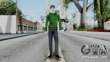 Jacksepticeye for GTA San Andreas second screenshot