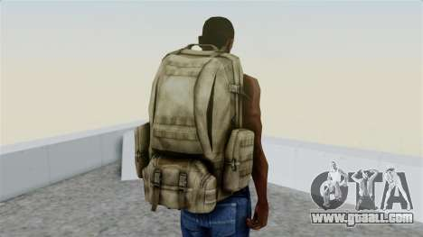 Arma 2 Coyote Backpack for GTA San Andreas third screenshot