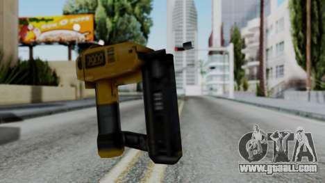 Vice City Beta Nailgun for GTA San Andreas