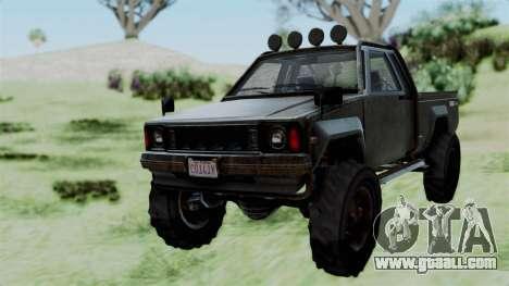 GTA 5 Karin Rebel 4x4 Worn for GTA San Andreas