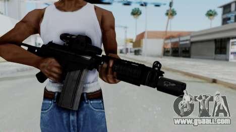 FN FAL DSA for GTA San Andreas third screenshot