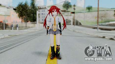 Tennoboshi Uzume - Hyperdimension Neptunia for GTA San Andreas second screenshot