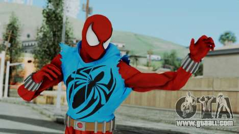 Scarlet Spider Ben Reilly for GTA San Andreas