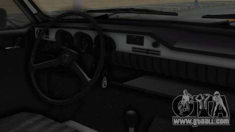 Dacia 1300 Edition[RC] for GTA San Andreas right view