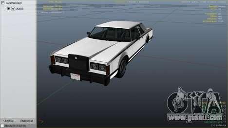 GTA 5 GTA IV Virgo right side view