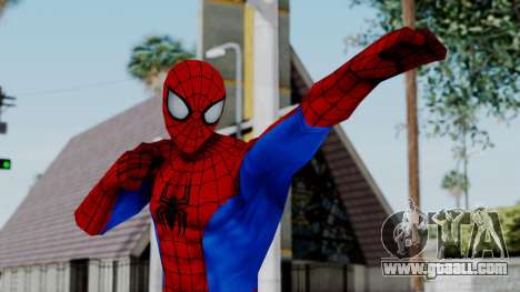 Marvel Future Fight Spider Man Classic v1 for GTA San Andreas