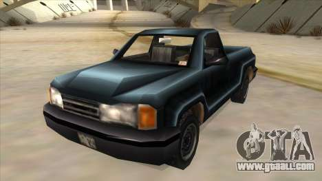 GTA III Bobcat Original Style for GTA San Andreas