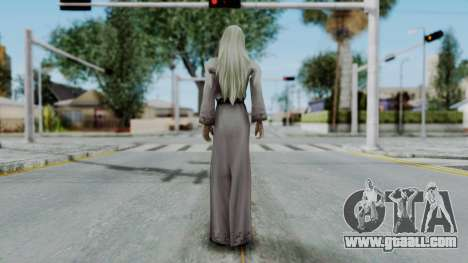 Girl Skin 1 for GTA San Andreas third screenshot
