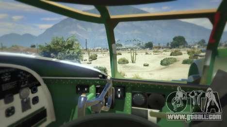 GTA 5 B-25 ninth screenshot