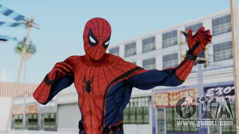 Civil War Spider-Man Alt for GTA San Andreas