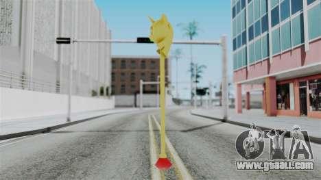 My Little Pony - Twilight Scepter for GTA San Andreas
