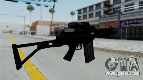 FN FAL DSA for GTA San Andreas second screenshot