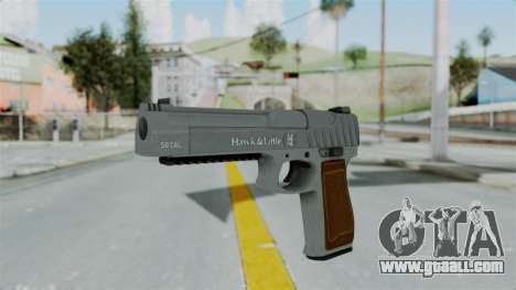 GTA 5 Pistol .50 for GTA San Andreas second screenshot
