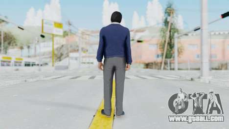 GTA 5 Michael De Santa for GTA San Andreas third screenshot