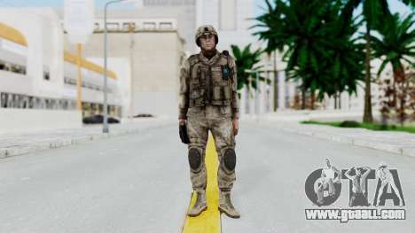 Crysis 2 US Soldier 4 Bodygroup A for GTA San Andreas second screenshot