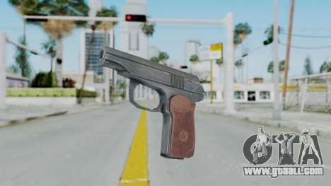 Arma2 Makarov for GTA San Andreas