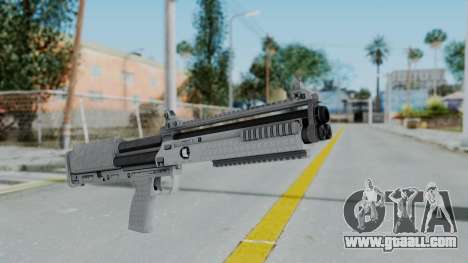 GTA 5 Bullpup Shotgun - Misterix 4 Weapons for GTA San Andreas