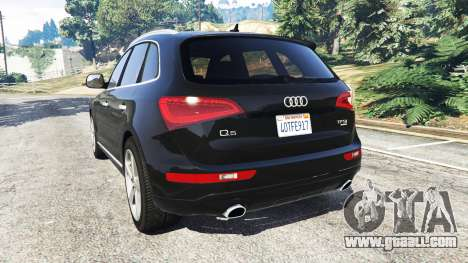 Audi Q5 2015 for GTA 5
