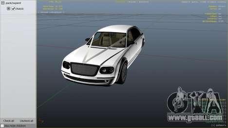 GTA 5 GTA 4 Enus Cognoscenti right side view