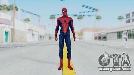 Civil War Spider-Man Alt for GTA San Andreas second screenshot