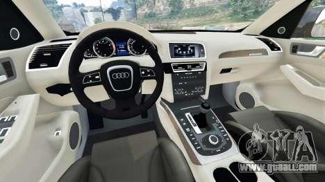 GTA 5 Audi Q5 2015 rear right side view