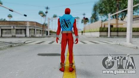 Scarlet Spider Ben Reilly for GTA San Andreas third screenshot