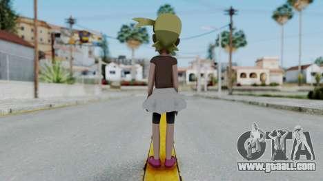Pokémon XY Series - Bonnie for GTA San Andreas third screenshot