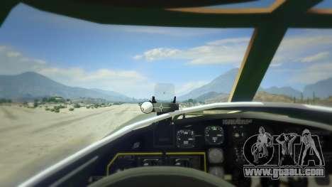 GTA 5 B-25 eighth screenshot