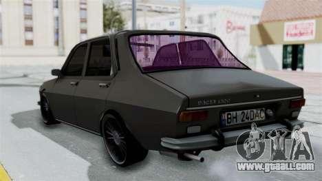 Dacia 1300 Edition[RC] for GTA San Andreas left view