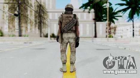 Crysis 2 US Soldier 7 Bodygroup B for GTA San Andreas third screenshot