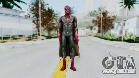 Marvel Future Fight - Vision (AOU) for GTA San Andreas second screenshot