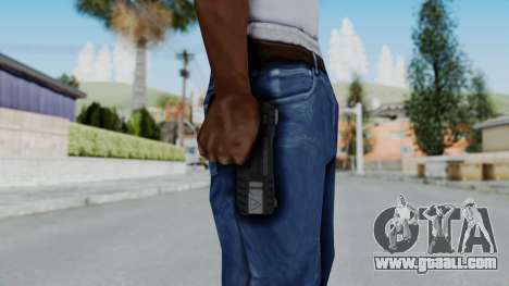 GTA 5 Stun Gun - Misterix 4 Weapons for GTA San Andreas