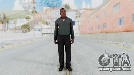 GTA 5 Franklin Clinton for GTA San Andreas second screenshot