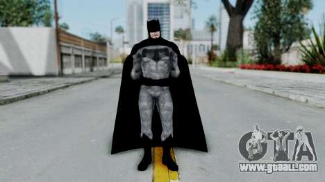BvS Dawn of Justice - Batman for GTA San Andreas second screenshot