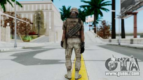 Crysis 2 US Soldier 3 Bodygroup B for GTA San Andreas third screenshot
