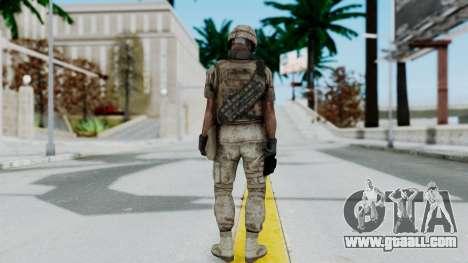 Crysis 2 US Soldier 3 Bodygroup B for GTA San Andreas third screenshot