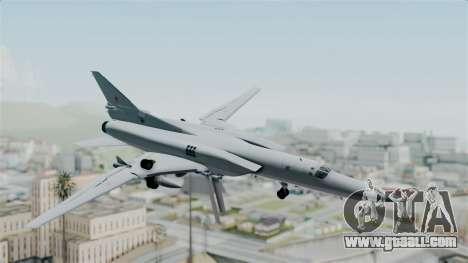 TU-22M3 Green for GTA San Andreas