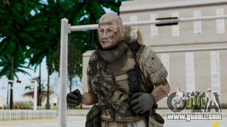 Crysis 2 US Soldier FaceB Bodygroup B for GTA San Andreas