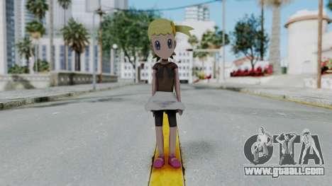 Pokémon XY Series - Bonnie for GTA San Andreas second screenshot
