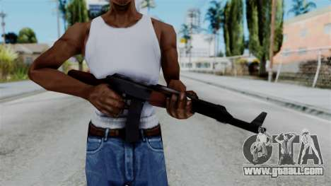 GTA 3 AK-47 for GTA San Andreas third screenshot