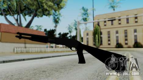 No More Room in Hell - Remington 870 for GTA San Andreas second screenshot